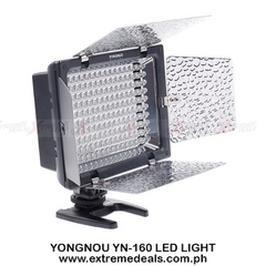 Yongnuo YN-160 VERSION III LED Light