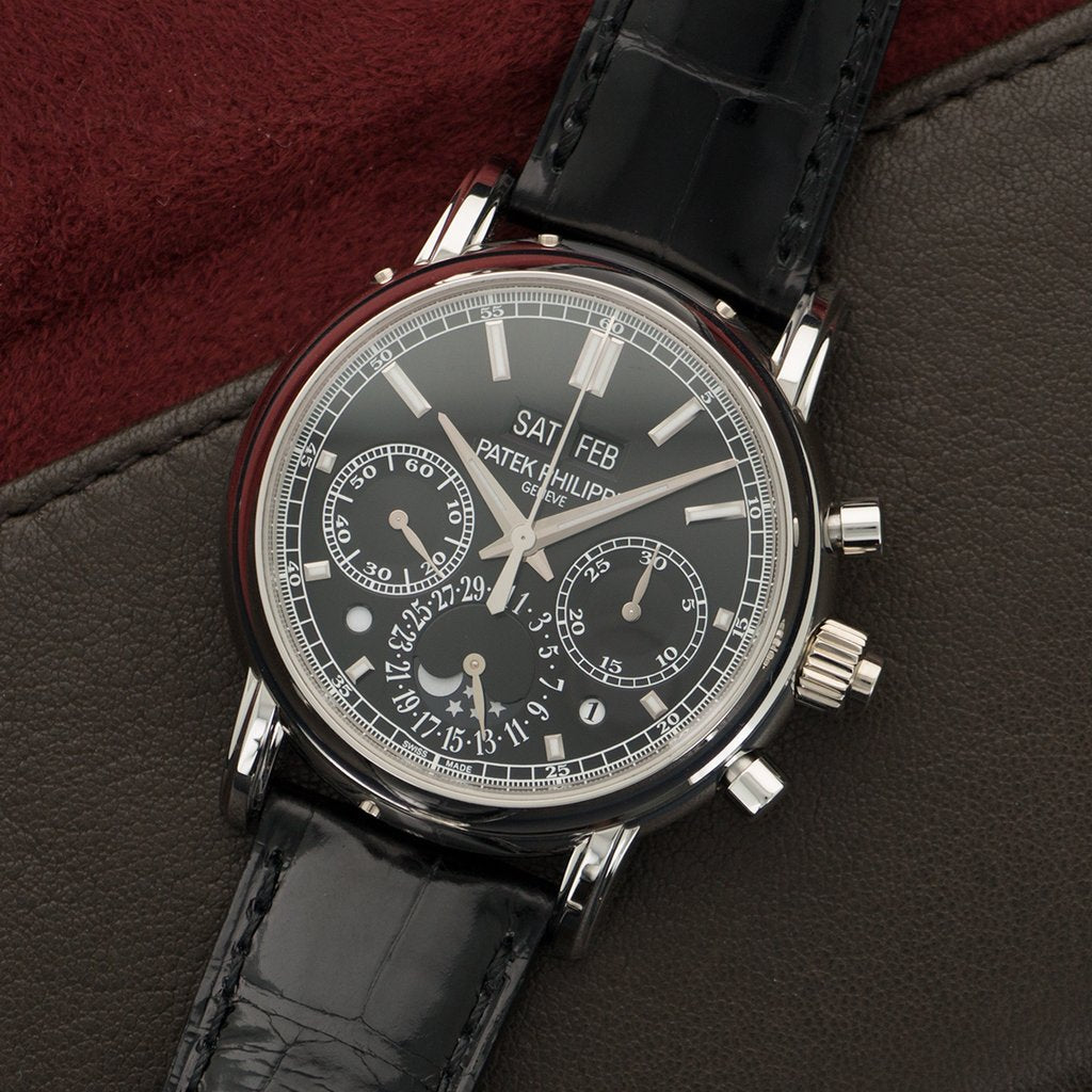 free shipping b8acd 804d2 Patek Philippe Perpetual Calendar, Split-Seconds Chronograph ...