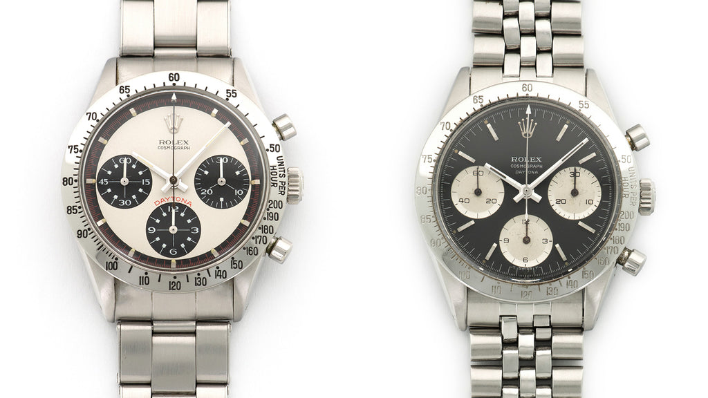 Rolex Daytona 6239 Paul Newman and Standard