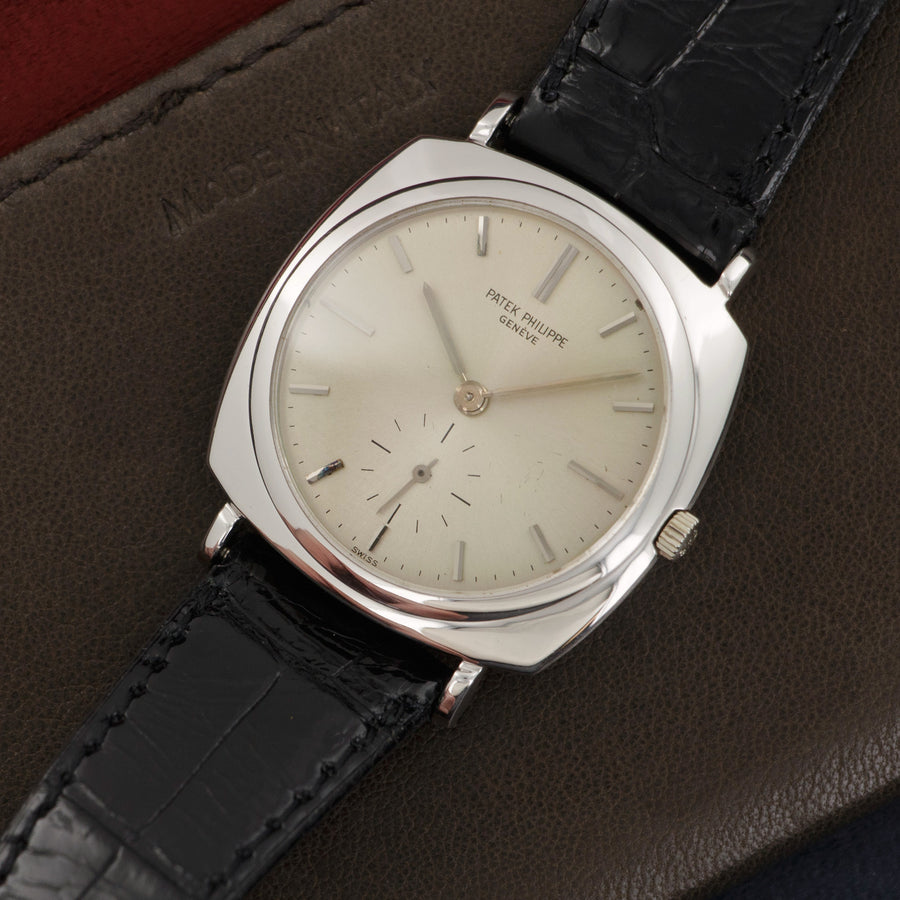 Patek Philippe White Gold Automatic Watch Ref. 3525