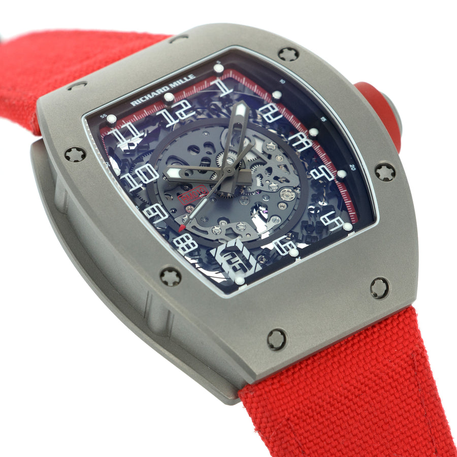 Richard Mille RM010 Titanium, Limited Ginza Collection of 15