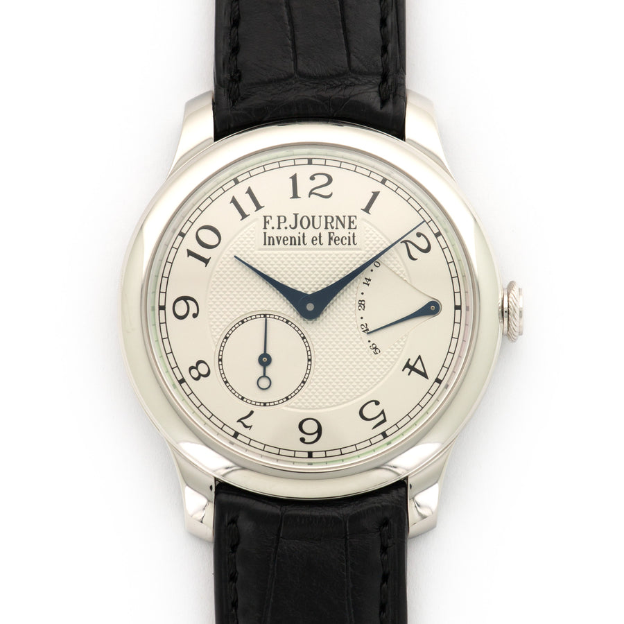 F.P. Journe Platinum Chronometre Souverain Watch