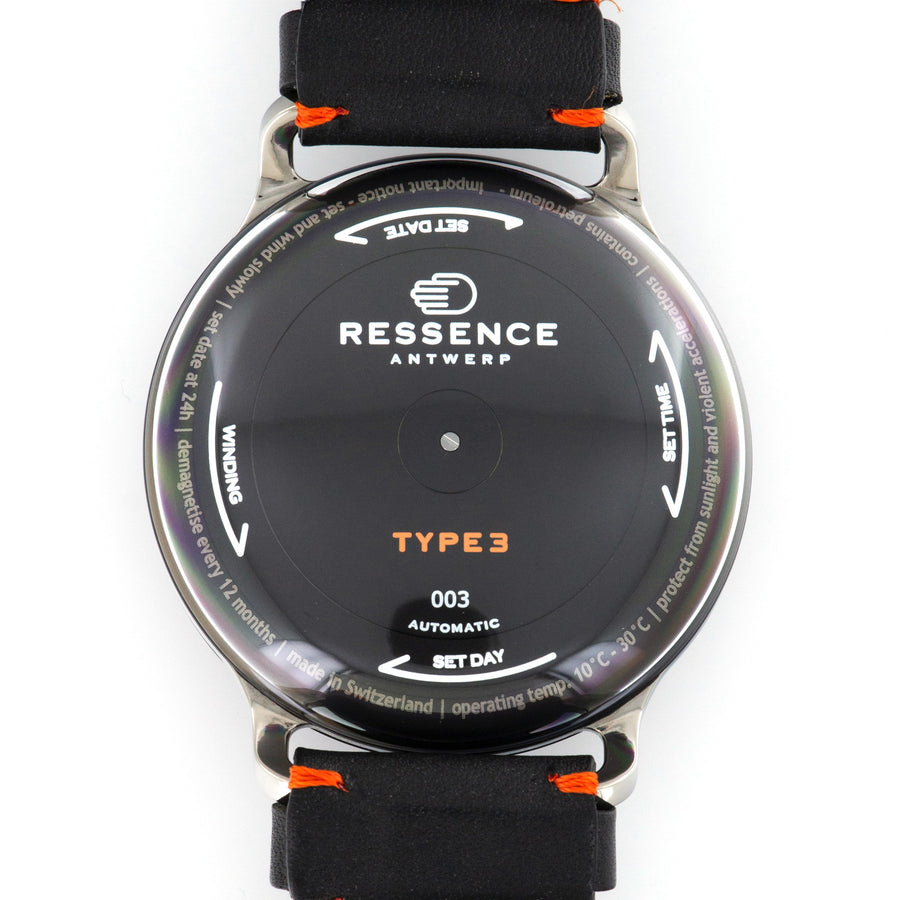 Ressence Type 3 Automatic Watch