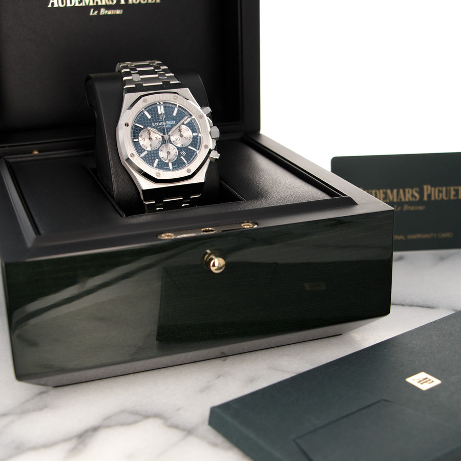Audemars Piguet Royal Oak Chronograph Watch Ref. 26331