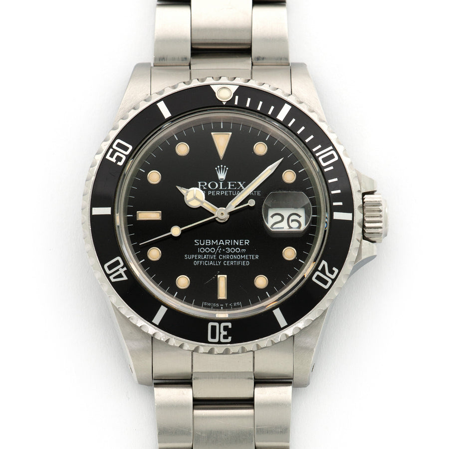 Rolex Submariner Watch Ref. 16800