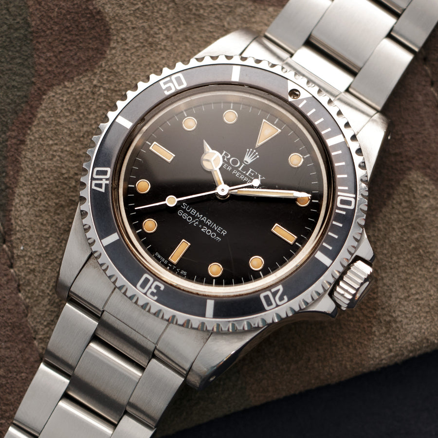 Rolex Submariner Watch Ref. 5513, from 1984
