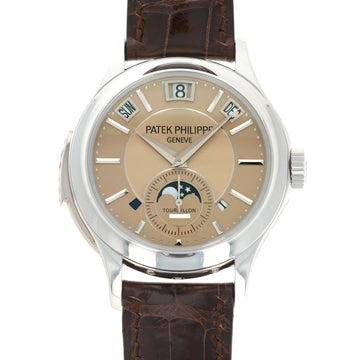 Patek Philippe Platinum Grand Complications Minute Repeater Watch Ref. 5207