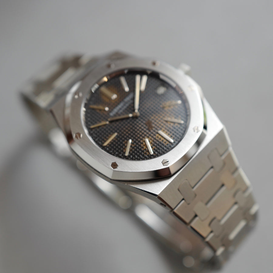 Audemars Piguet B-Series Royal Oak Jumbo Watch Ref. 5402 in Exceptional Condition