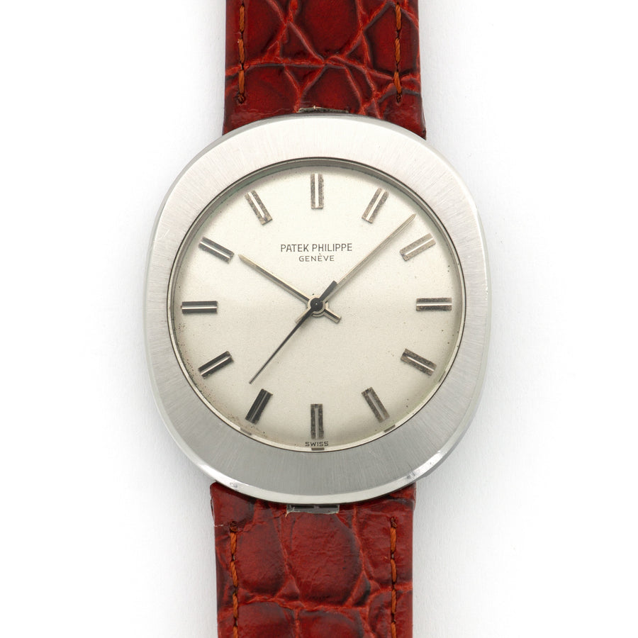 Patek Philippe Steel Automatic Watch Ref. 3580