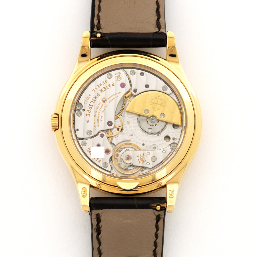 Patek Philippe Yellow Gold Perpetual Calendar Watch Ref. 5140