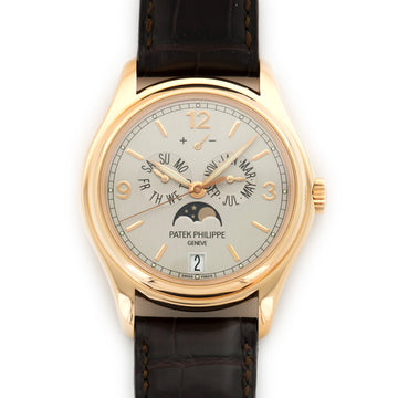 Patek Philippe Rose Gold Annual Calendar Advanced Research Ref. 5350R