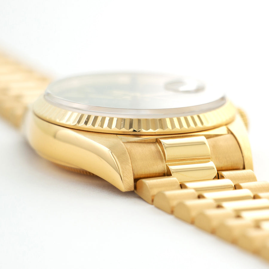 Rolex Yellow Gold Day-Date Watch Ref. 18038