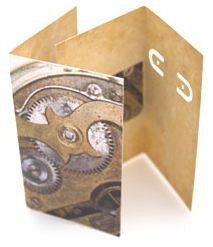 Note Card-Steampunk
