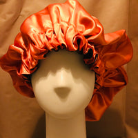 Satin Reversible Bonnet