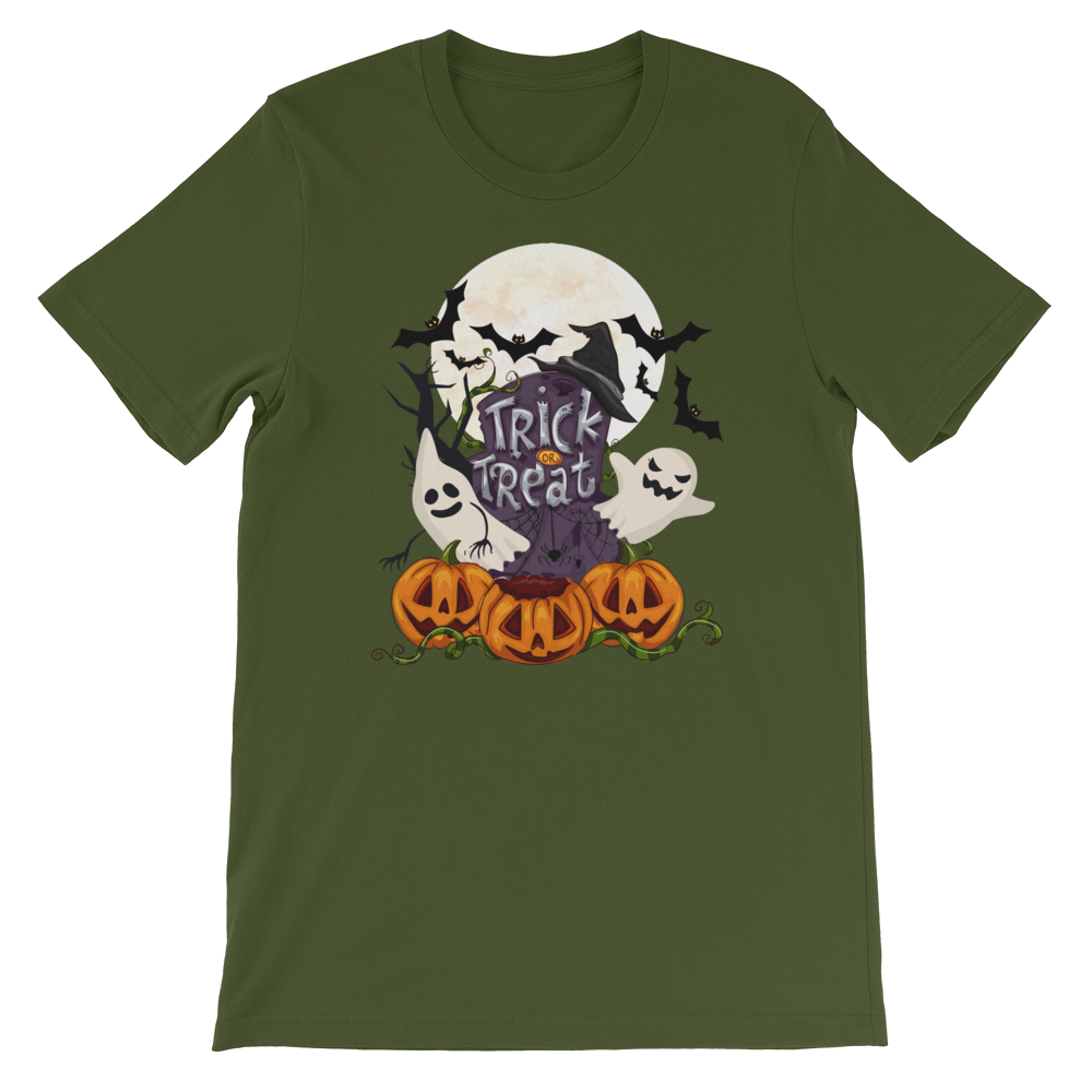 Funny and scary Halloween t-shirt