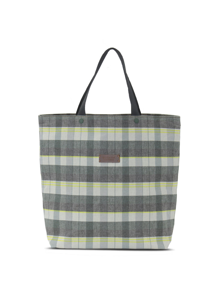 Basic Tote ( Pastel_Green ) Sale 10%