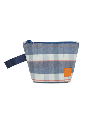 Pouch Bag (Pastel_Navy) Sale 10%