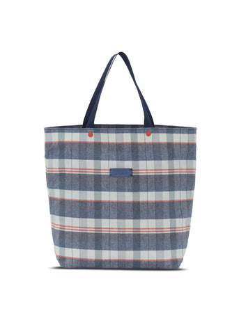 Basic Tote ( Pastel_Navy ) Sale 10%