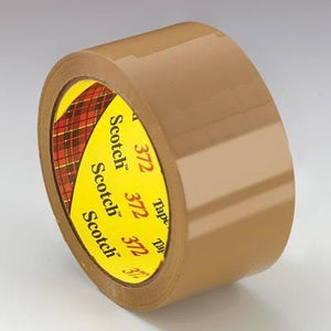 "3M Scotch Carton Sealing Tape 3"" x 110 yd"