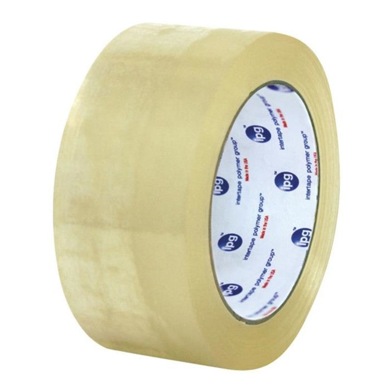 Intertape 48mm x 100m Clear Hand Tape Roll