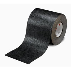 "3M Safety-Walk Slip-Resistant Conformable Tapes and Treads 510 Black 6"" x 60 ft"