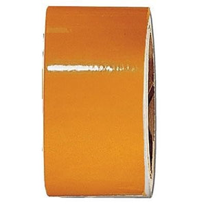 "Harris Industries 2"" x 10 yd Solid Color Reflective Safety Tape"