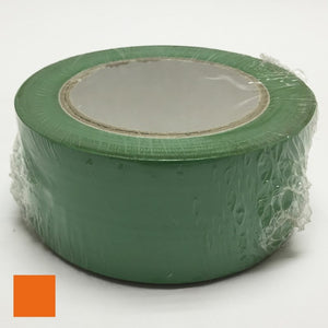 "Harris Industries Orange Vinyl Plastic Marking Tape 2"" x 36 yards"