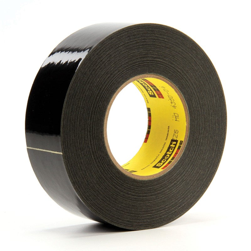 3M Scotch Solvent Resistant Masking Tape 226 Black 2