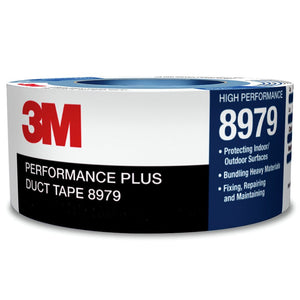 "3M Performance Plus Duct Tape 8979 Olive 29"" x 60 yd 1 per case"