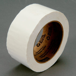 3M Scotch Box Sealing Tape 371 White 48 mm x 100 m 36 per case