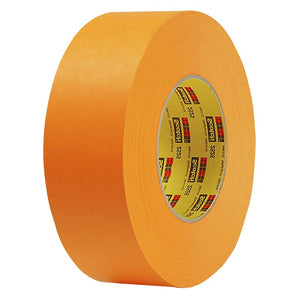 3M Performance Flatback Tape 2525 Orange 24 mm x 55 m 36 per case