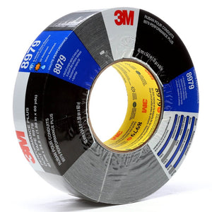 3M Performance Plus Duct Tape 8979 Black 48 mm x 54.8 m 24 per case