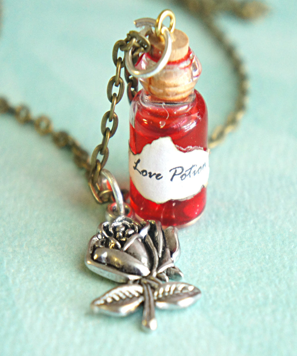Love Potion Necklace - Jillicious charms and accessories - 2