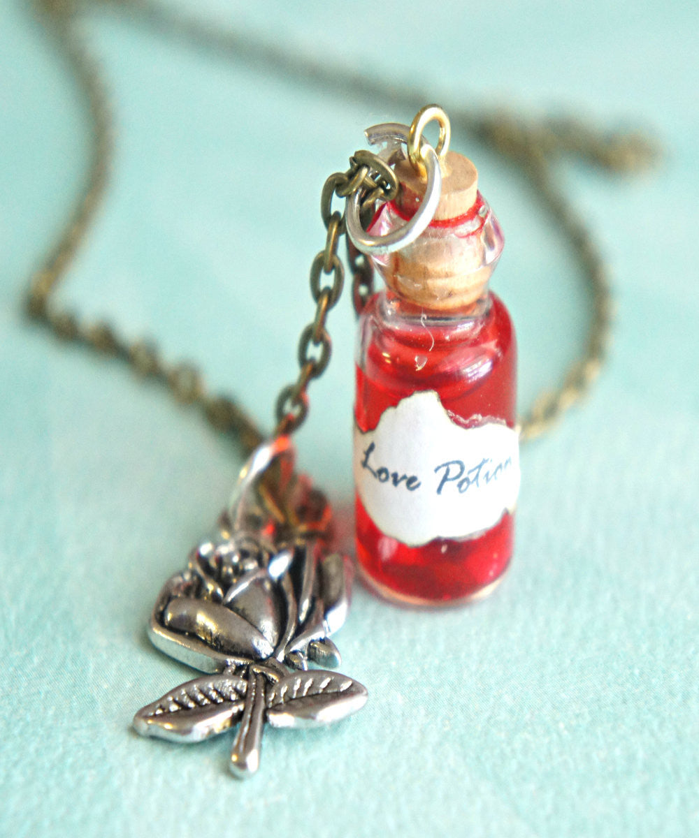 Love Potion Necklace - Jillicious charms and accessories - 1