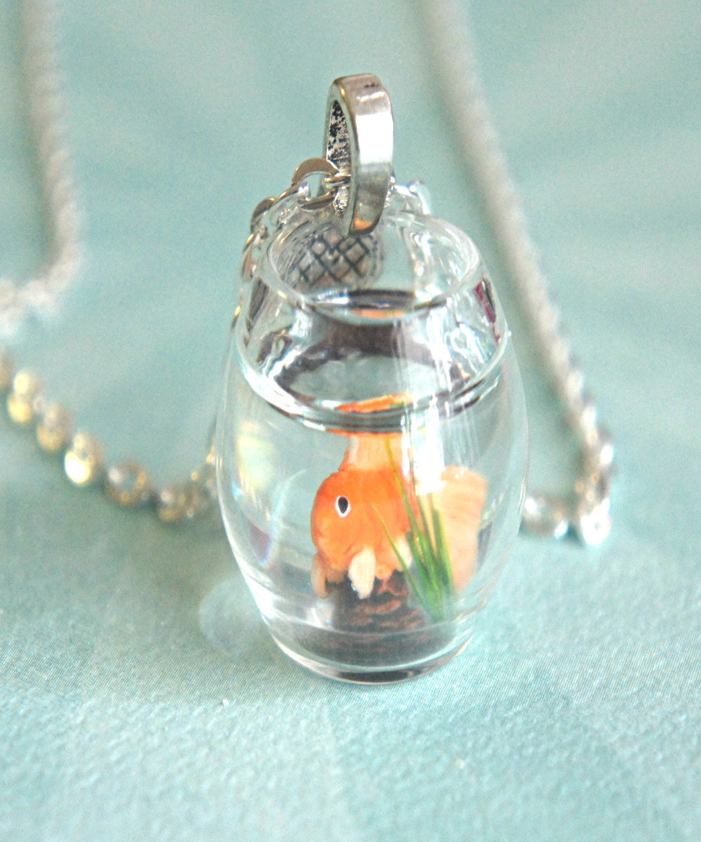 fishbowl necklace - Jillicious charms and accessories