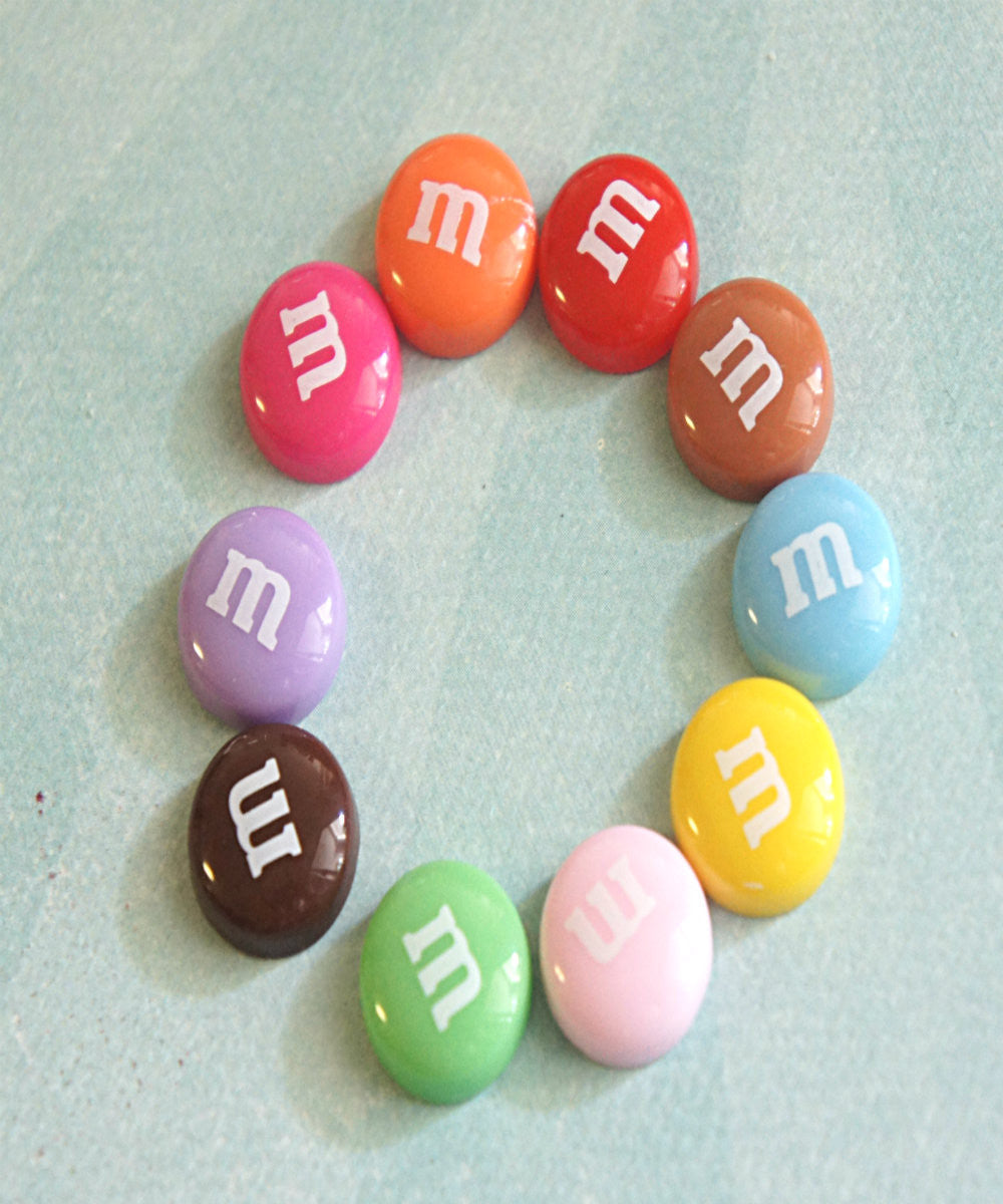 M&m's Candy Necklace - Jillicious charms and accessories - 3
