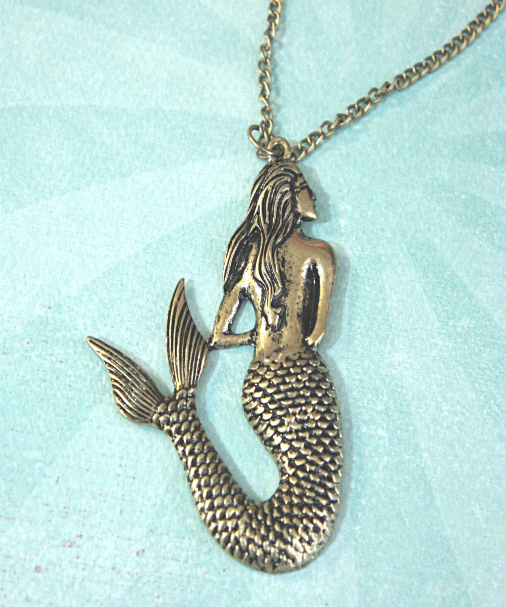 Mermaid Necklace - Jillicious charms and accessories - 3
