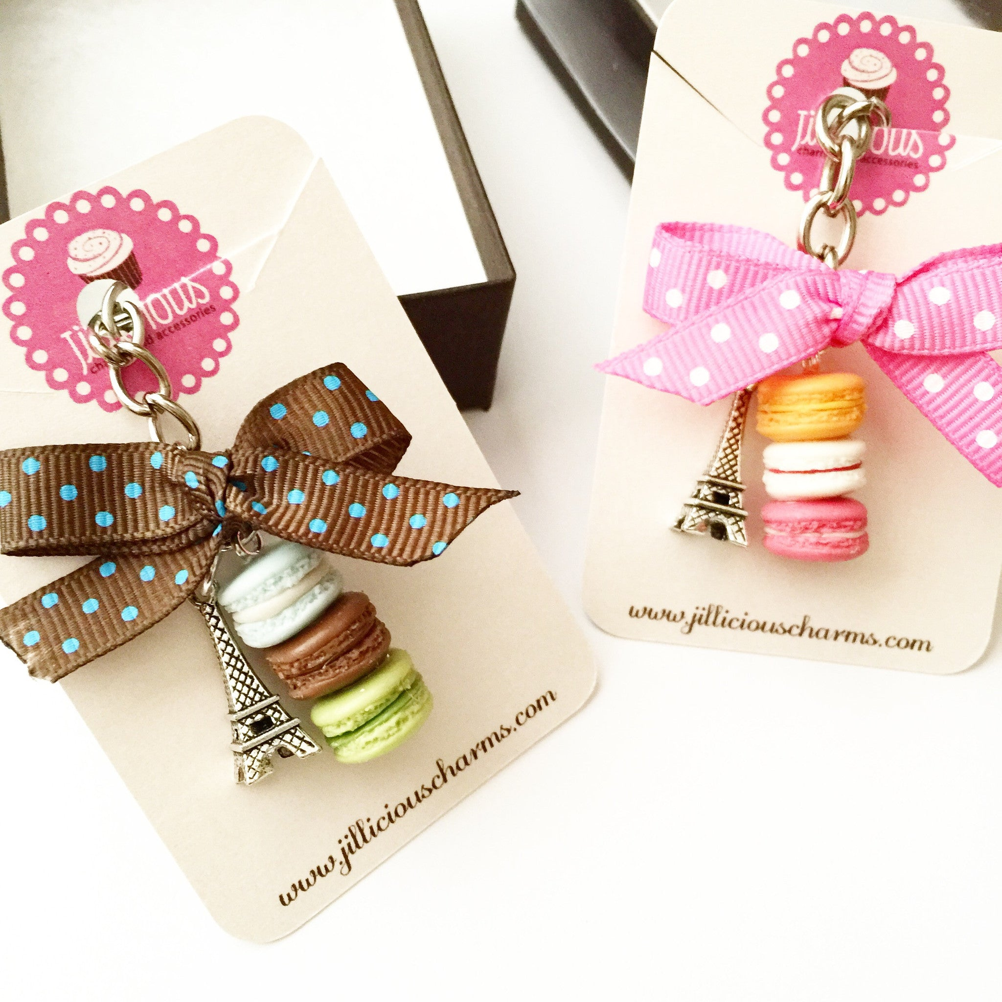 Parisian Themed Keychain - Jillicious charms and accessories - 6