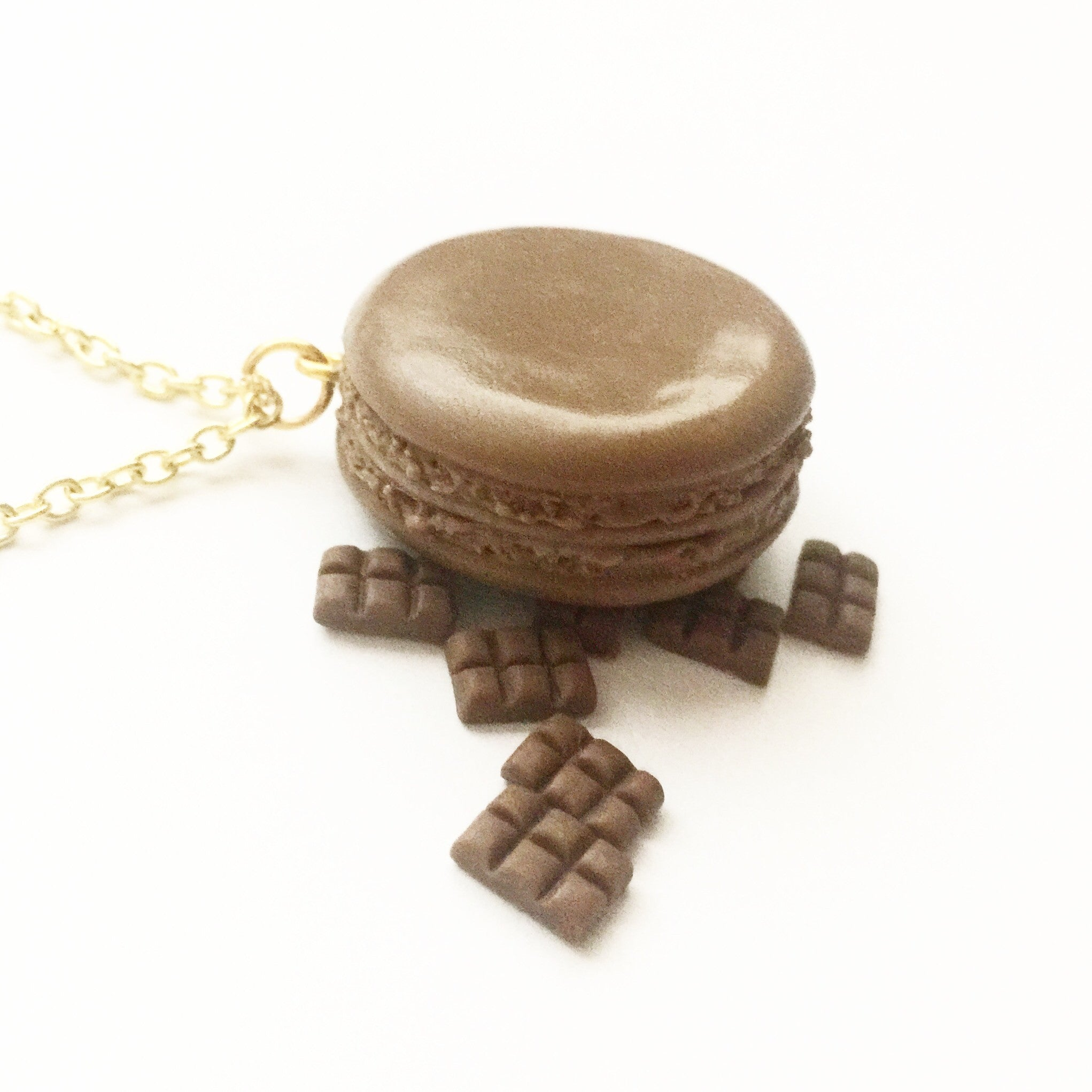french macaron necklace - Jillicious charms and accessories - 6