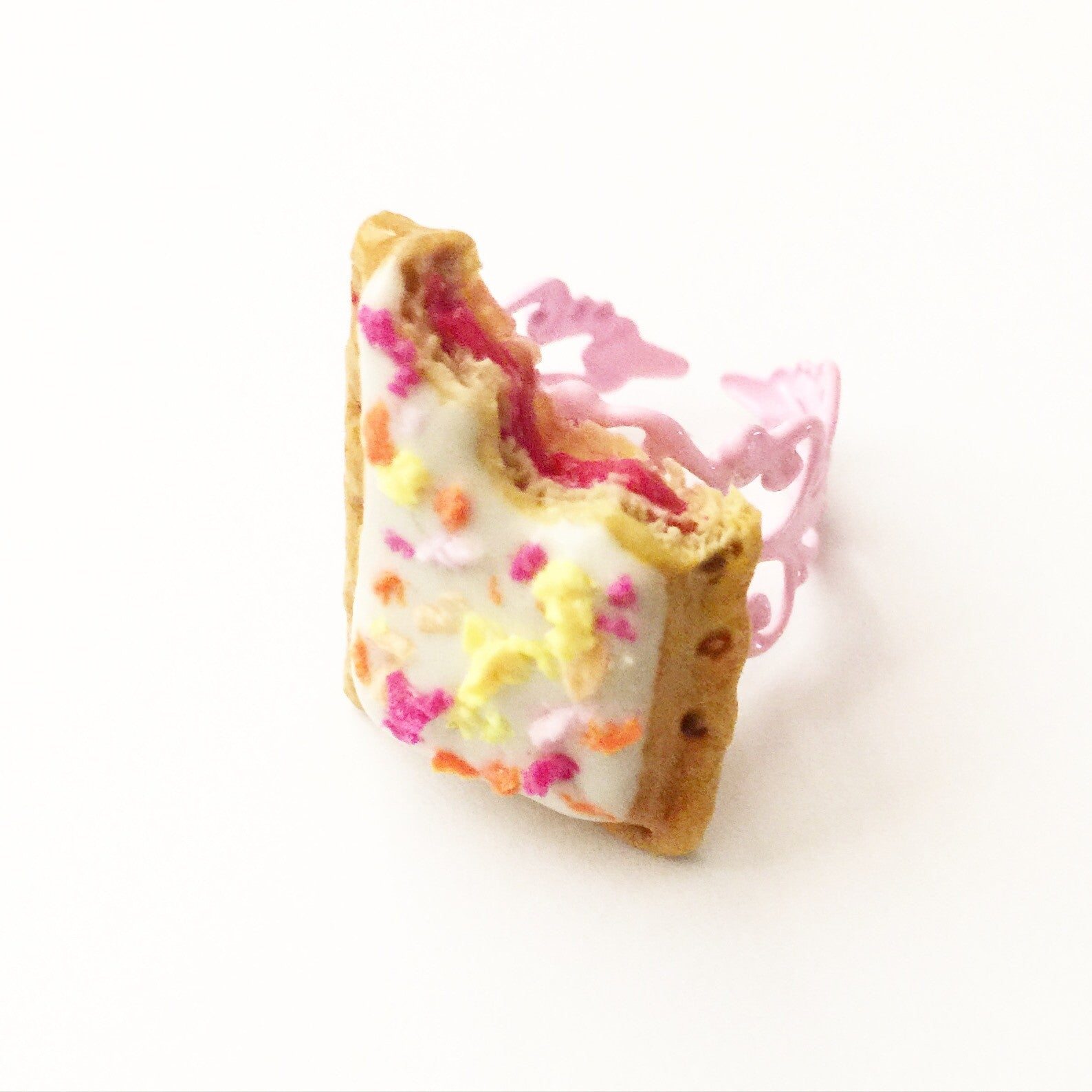 Pop Tarts Friendship Rings - Jillicious charms and accessories - 4