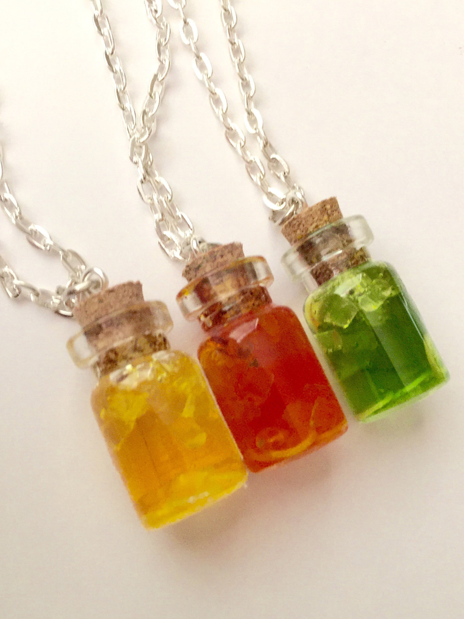 fruit juice necklace - Jillicious charms and accessories - 4