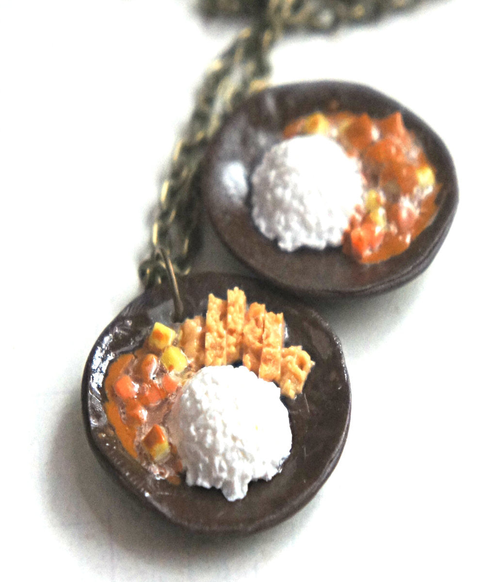 Japanese Curry Necklace - Jillicious charms and accessories