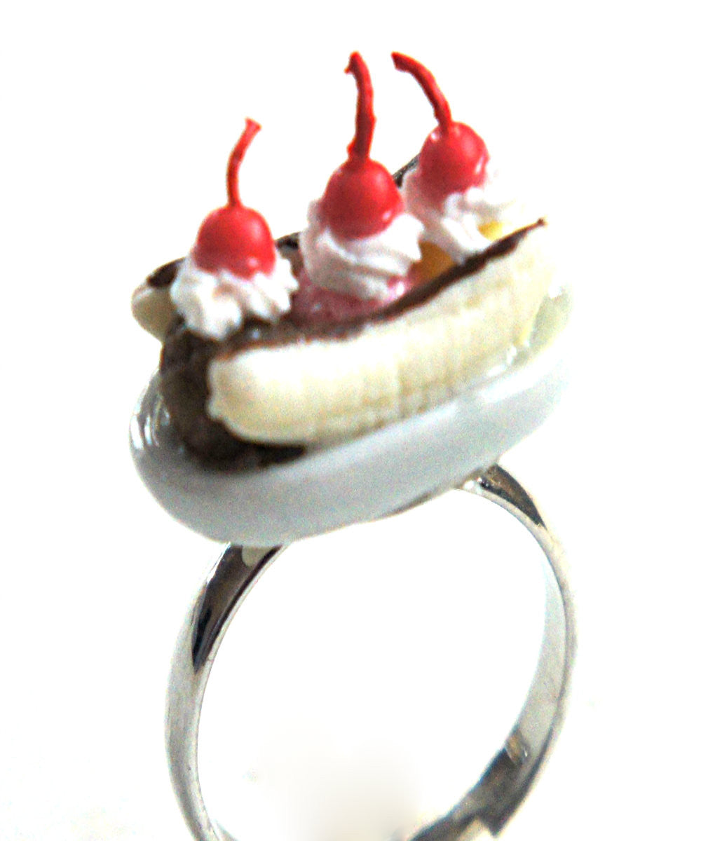 Banana Split Ring - Jillicious charms and accessories