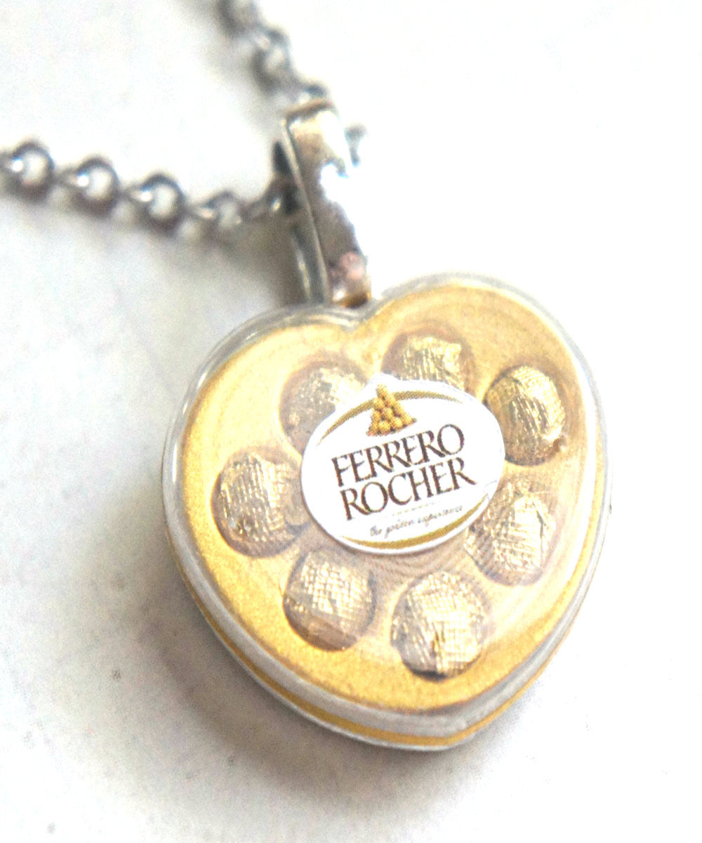 Valentine's Ferrero Rocher Chocolate Necklace - Jillicious charms and accessories - 4