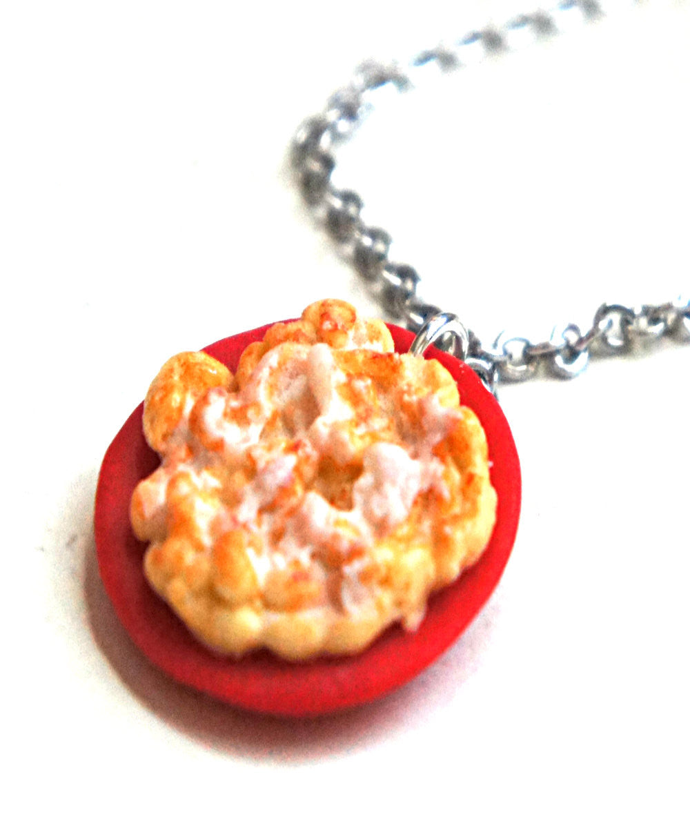 Funnel Cake Necklace - Jillicious charms and accessories - 2