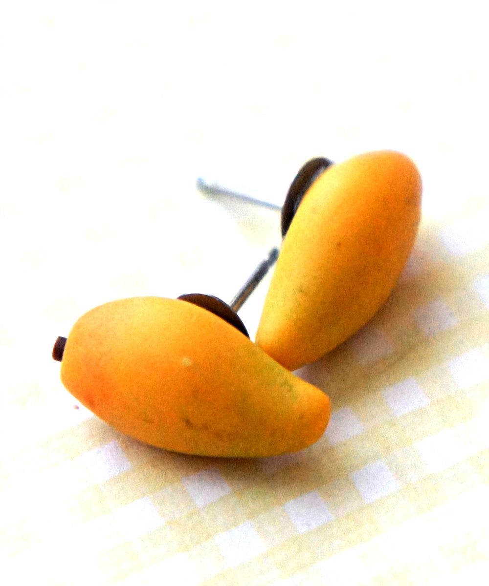 Mango Stud Earrings - Jillicious charms and accessories
