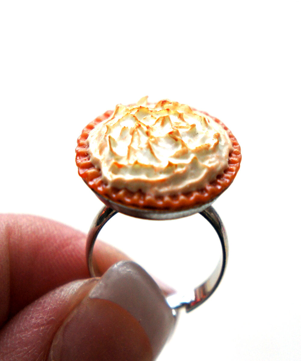 Lemon Meringue Pie Ring - Jillicious charms and accessories