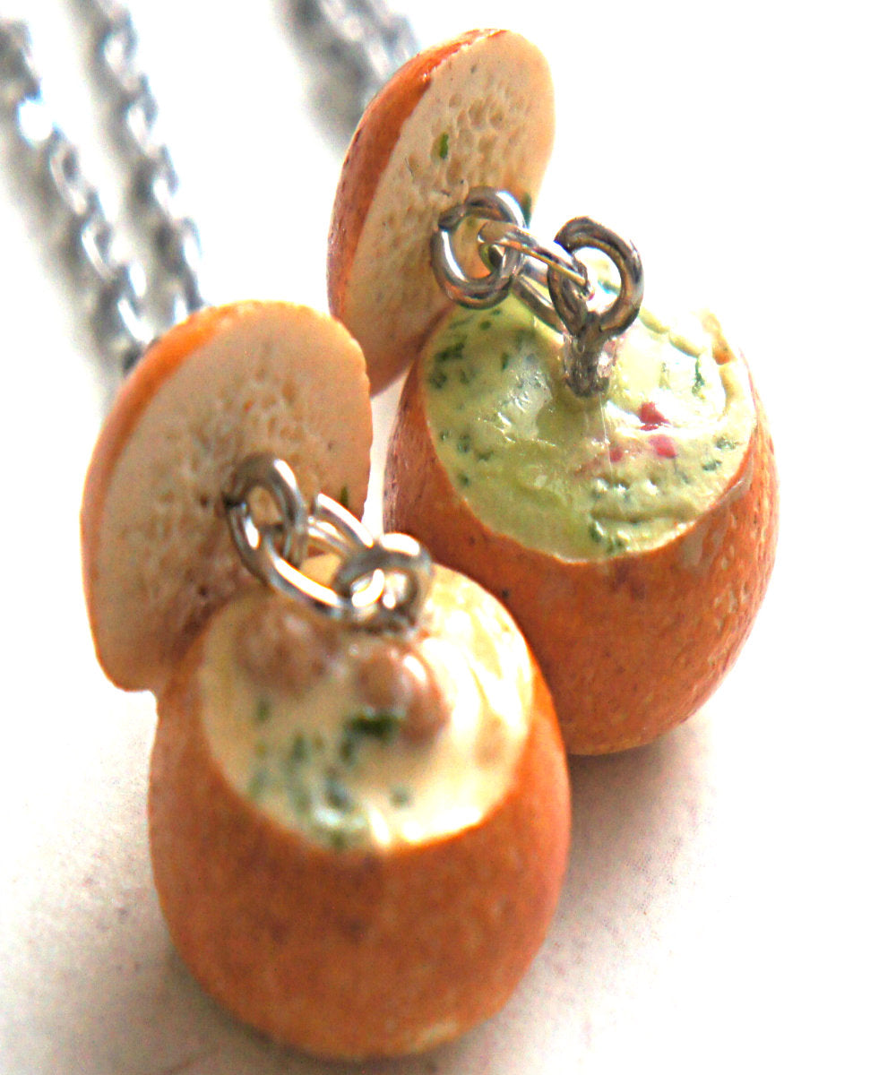 Bread Bowl Necklace - Jillicious charms and accessories
