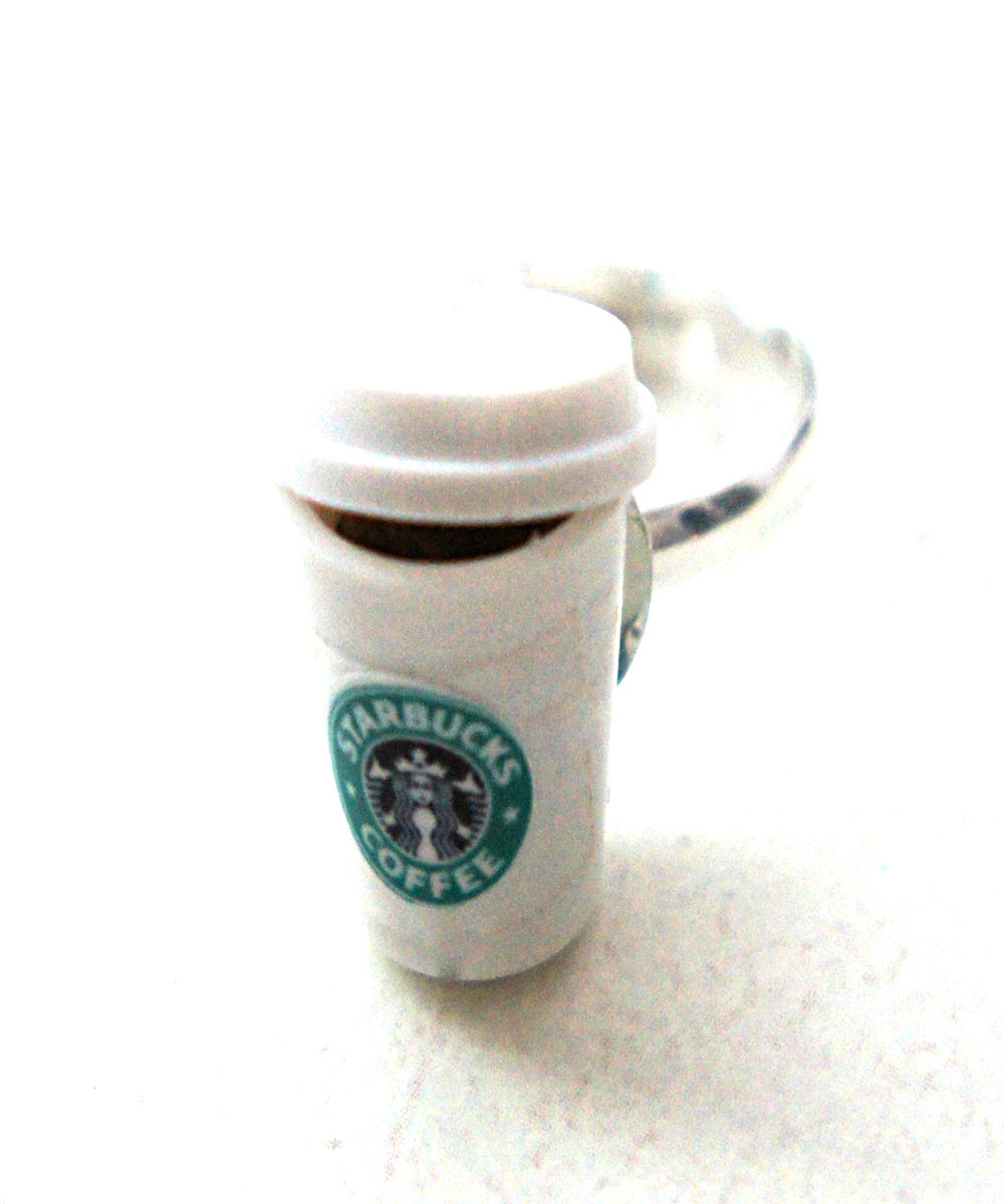 Starbucks Espresso Ring - Jillicious charms and accessories