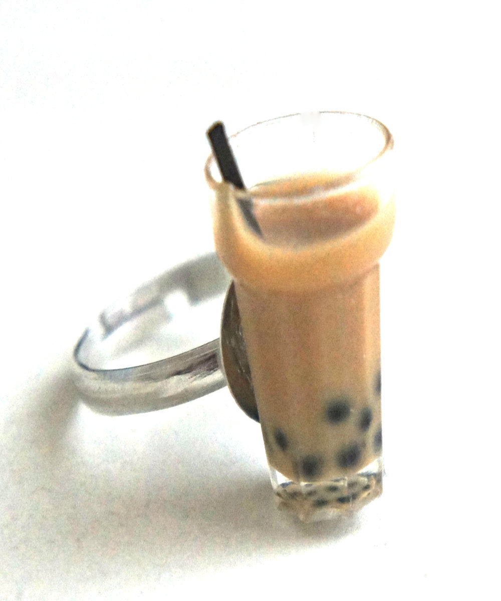 Milk Tea Ring - Jillicious charms and accessories